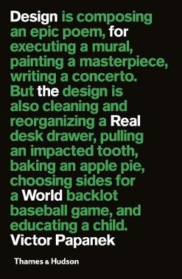 Design for the Real World : V. Papanek