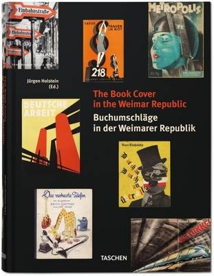Book Cover in the Weimar Republic, The