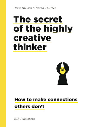 Secret of the highly creative thinker PB