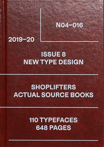 Shoplifters Issue 8: Revised and Expand