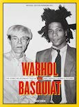Warhol on Basquait